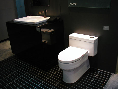 The latest toilet design trends and high efficient toilets for New washroom designs