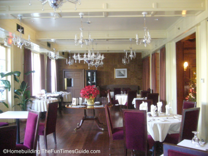 Vern Yip S Dining Room Design At The Willcox The