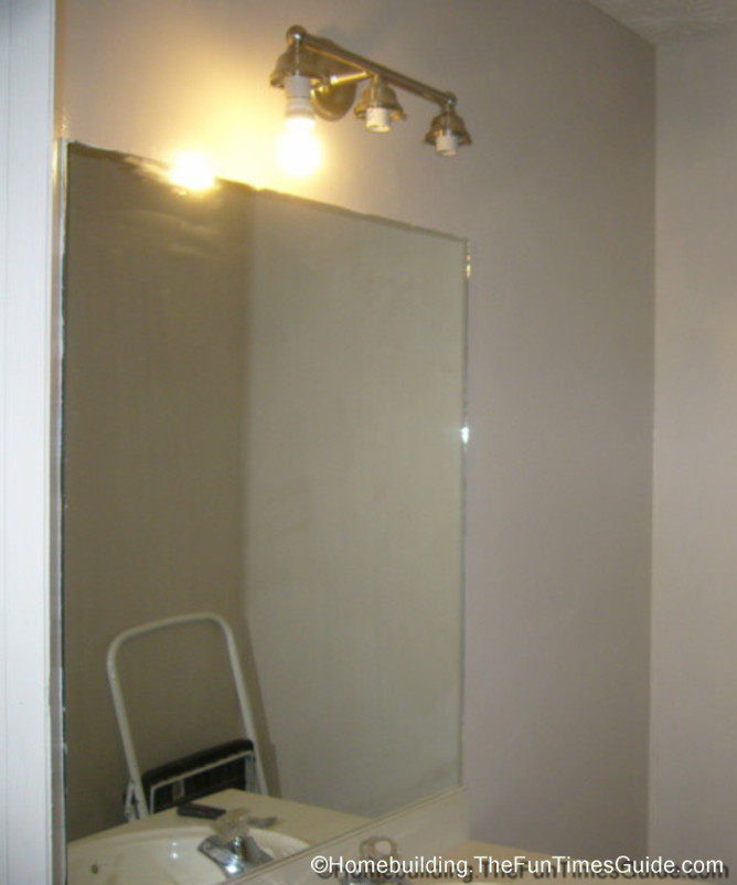 How To Build A Custom Frame For A Bathroom Mirror The Homebuilding Remodel Guide