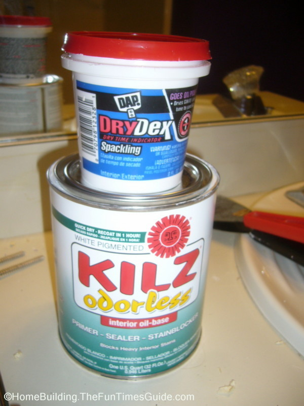 bathroom walls primer0. Reclamation Of A Kid Bathroom  DIY Painting For The Soul   The