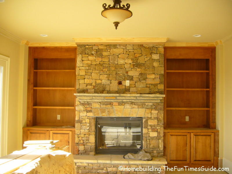 Built In Bookshelves Add A Quality Touch To Custom Homes Fun Times Guide To Home Building