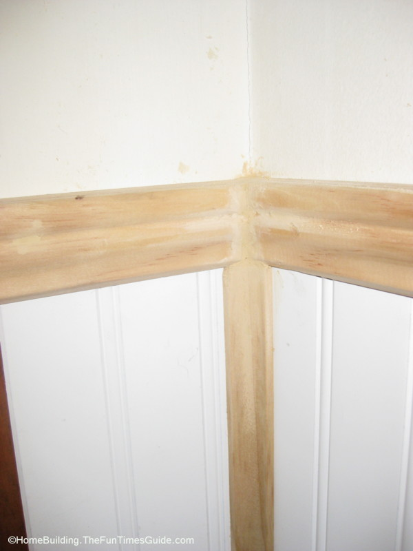 How To Install Beadboard Paneling The Homebuilding