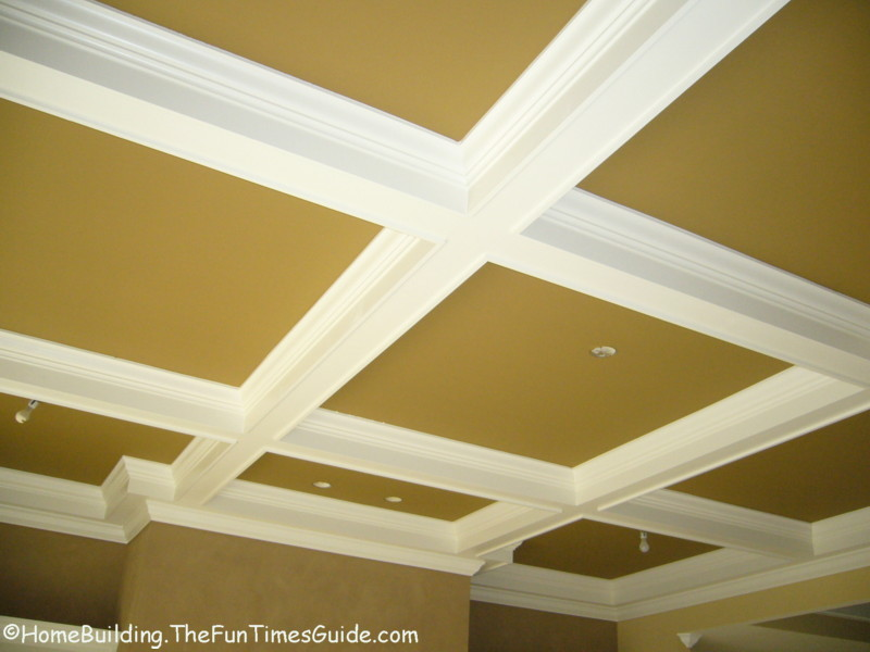 My Pictures Of Coffered Ceilings