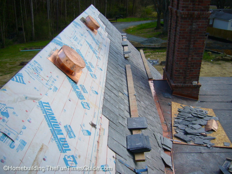 Roof Underlayment Installation : Synthetic roofing underlayment how to make fence