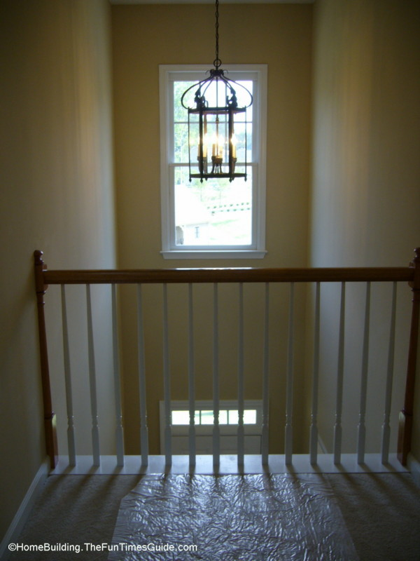 Two Story Foyer Windows : Double hung foyer windows air vents in closets make no
