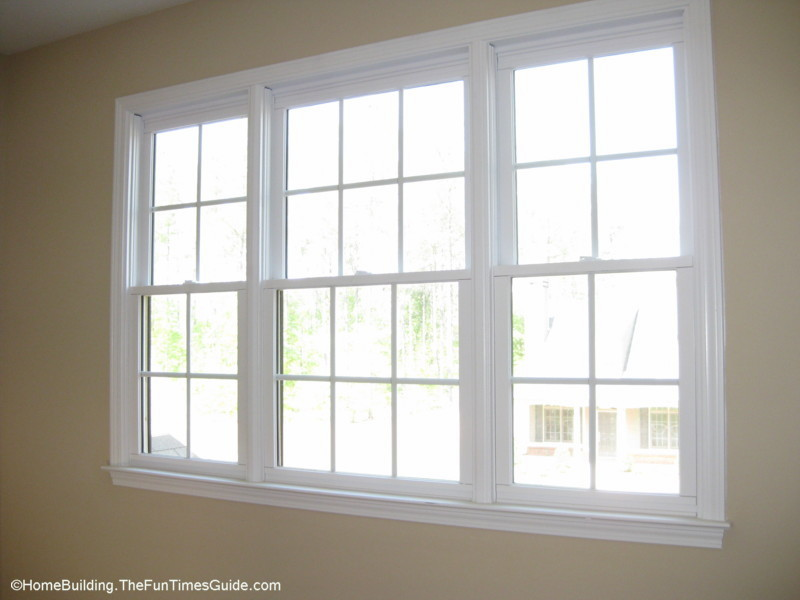 Double Hung Foyer Windows Amp Air Vents In Closets Make No