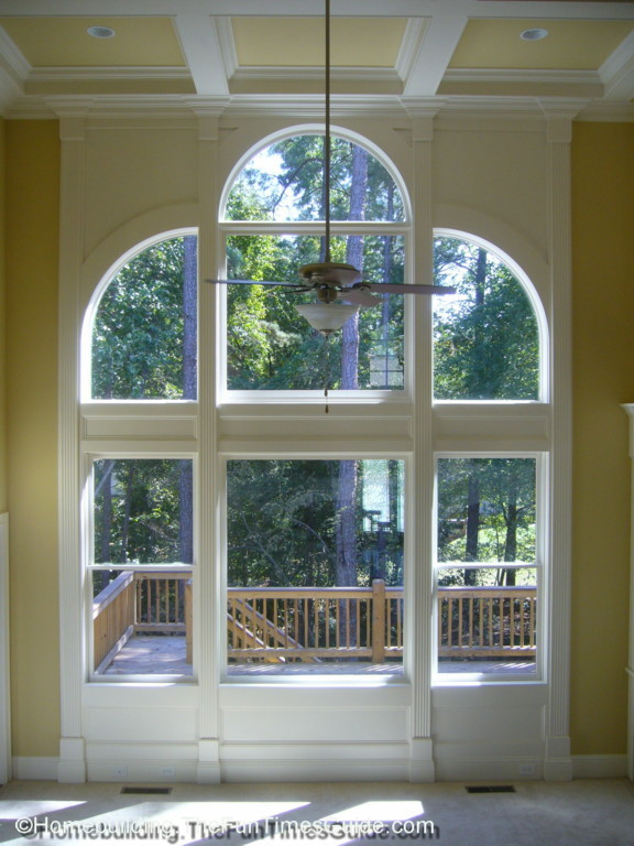 Two Story Window Walls The Big Picture Fun Times Guide