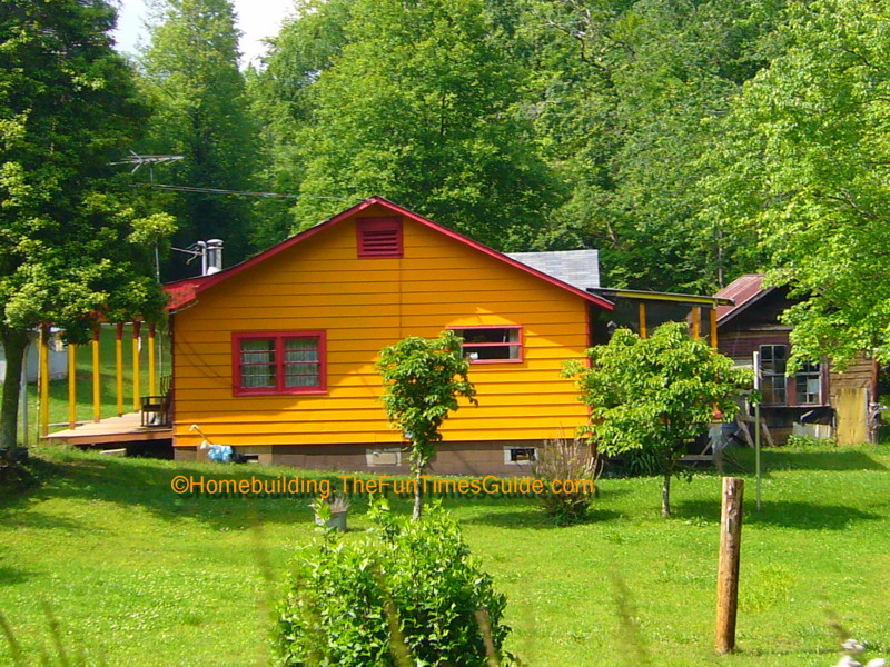 really bad color choices to paint your house | the homebuilding