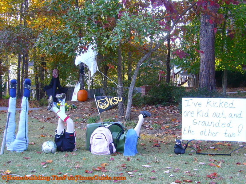 Halloween Yard Decorating Ideas One of a kind halloween yard decoration ideas the homebuilding jpg kidsgroundedkickedoneoutg workwithnaturefo