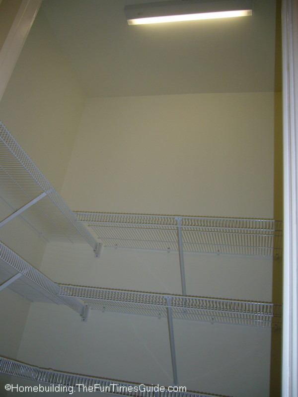 interesting my closet lighting guide safer brighter ideas | A Bright Idea For The Kitchen Pantry Or A Closet: An ...