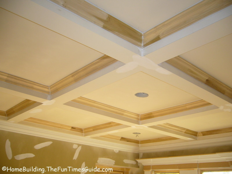 consider coffered ceilings in your next home or remodel