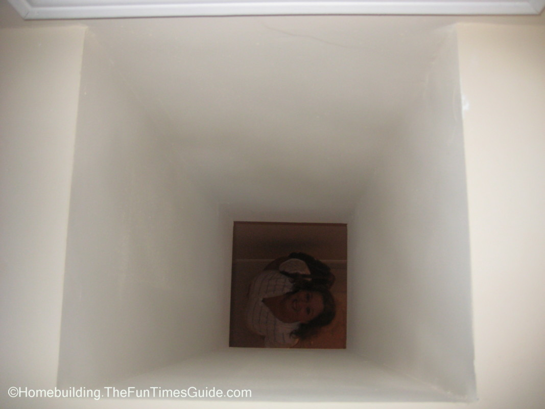 Laundry Chute Photos Tips Before You Install One The