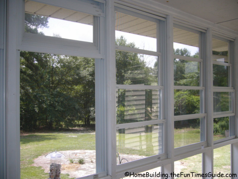 Eze Breeze Is A Clear Alternative To Glass Porch Windows