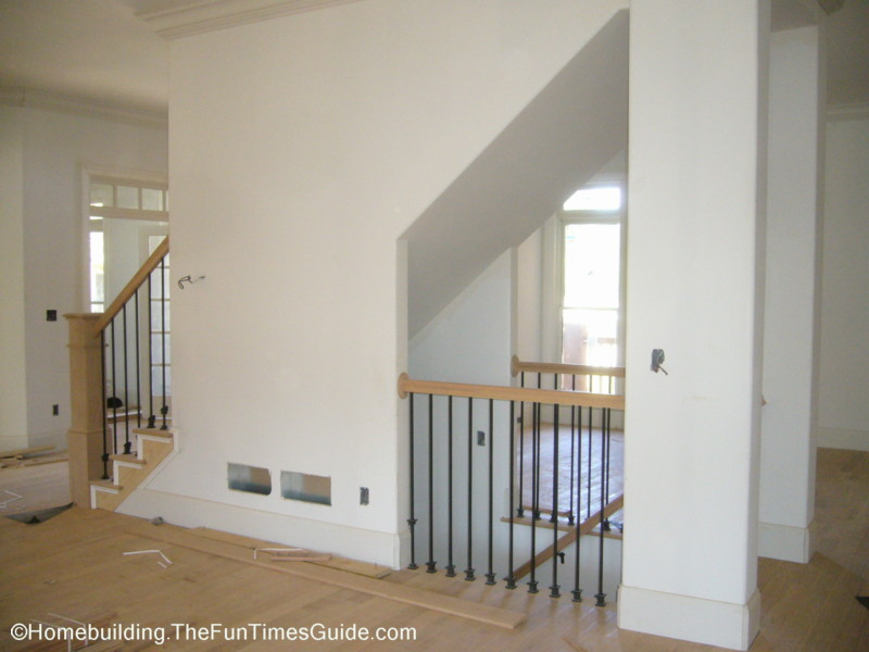 Classic and creative open staircase designs fun times for Open staircase designs