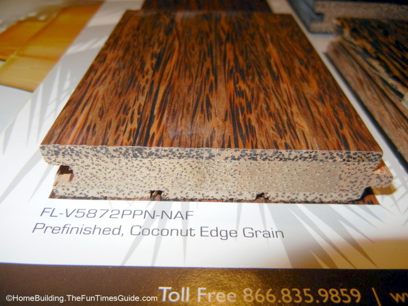 Coconut Palm Flooring A Beautiful EcoFriendly Alternative The