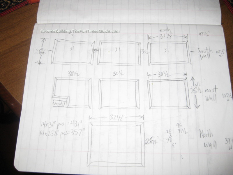 How To Build and Install Picture Frame Molding | The Homebuilding ...