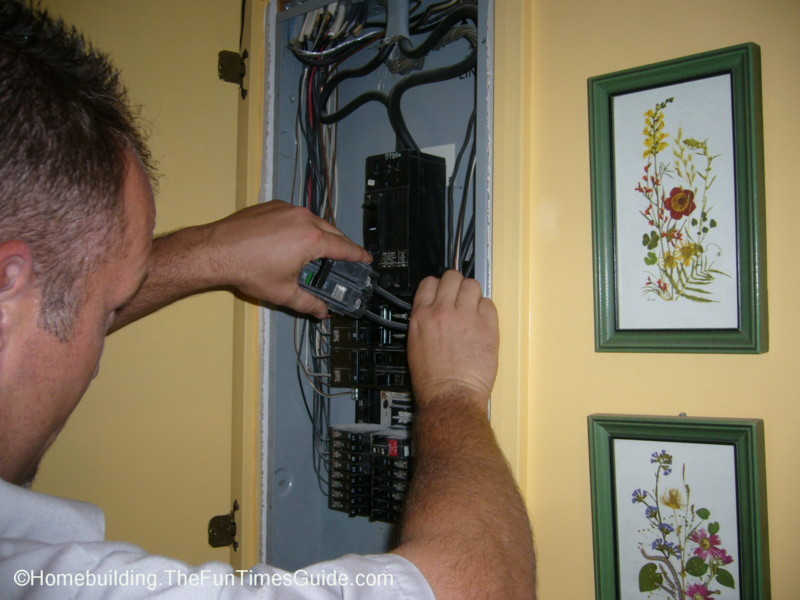 installing a gas range where an electric range once stood can be converting the 220 volt connection into a 110 volt plug