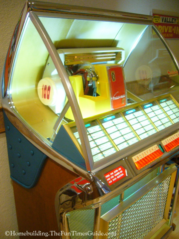 A Classic Seeburg Jukebox Adds Nostalgia To Rec Rooms | The