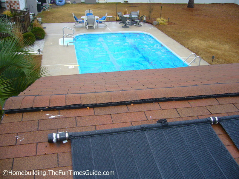 Get To Know Solar Pool Heaters The Homebuilding Remodel