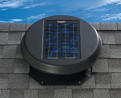 Why You Should Consider A Solar Powered Attic Fan The