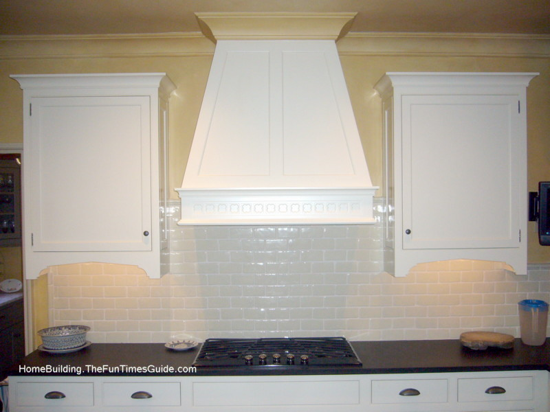 go with a subway tile backsplash for classic style durability fun