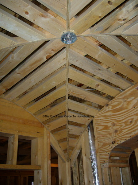 wanna see more examples of groin vault ceilings - How To Vault A Ceiling
