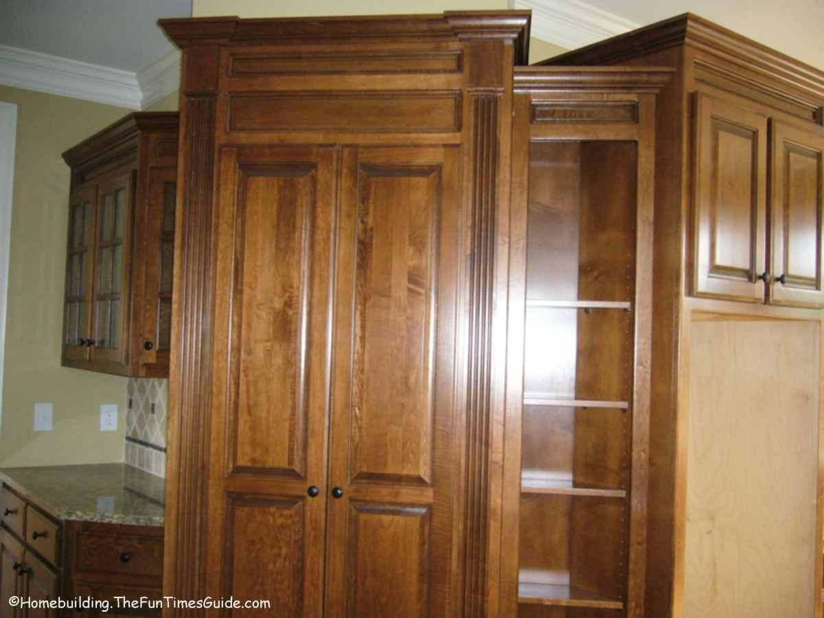 Ideas for hidden walk in pantries an affordable luxury for Cost to build a pantry